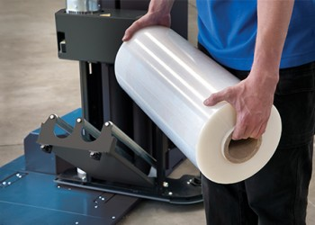 Are you achieving the maximum stretch wrap yield?
