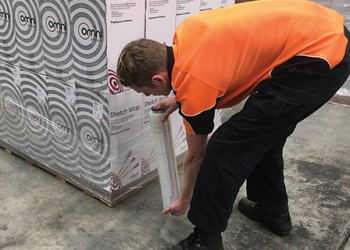 10 Reasons Why Hand Wrapping Pallets is a False Economy