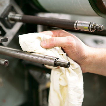Industrial Cleaning Rags 2