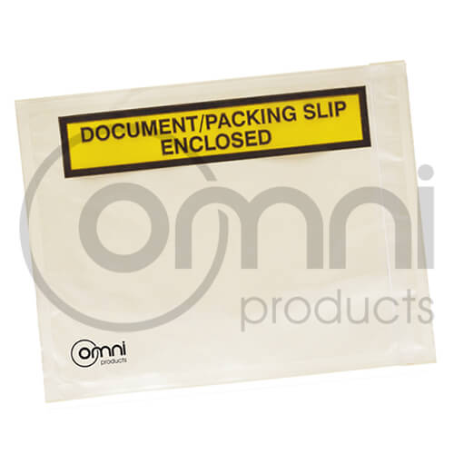 Self Adhesive Envelopes - Documents / Packing Slip Enclosed