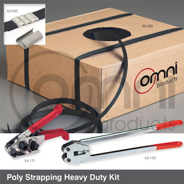 HD Poly Strapping Kit 1 omni