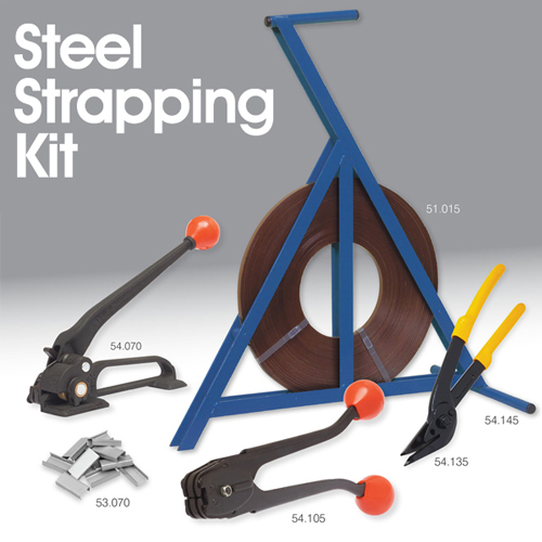 steel strapping tools kit