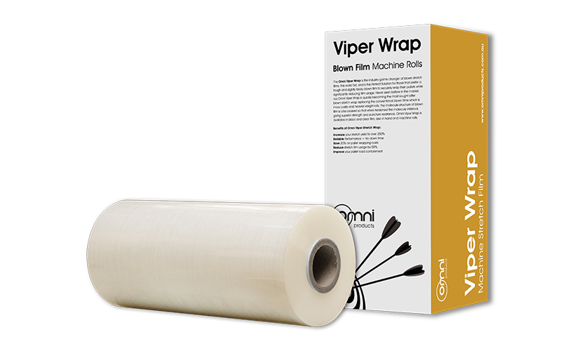 May 2016 – Omni Viper Wrap launched