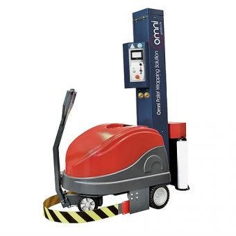 Pallet Wrapping Machine - Mobile