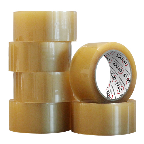 Hybrid Packaging Tape - Rubber Adhesive