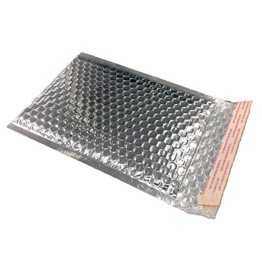 Foil Bubble Padded Mailing Bags 2