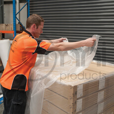 Pallet Top Cover Sheets - Plastic